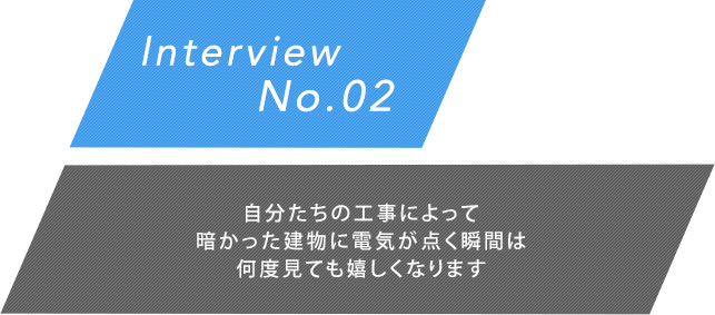 Interview No.01